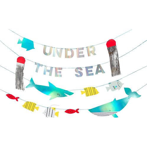 Meri Meri Under The Sea Garland