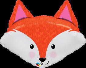 Helium-inflated Fabulous Fox