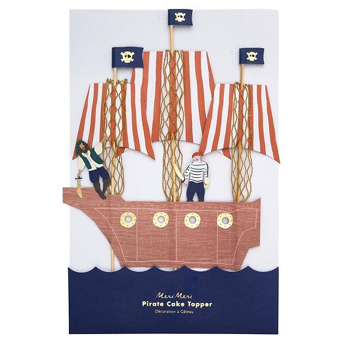Meri Meri Pirates Bounty Cake Topper
