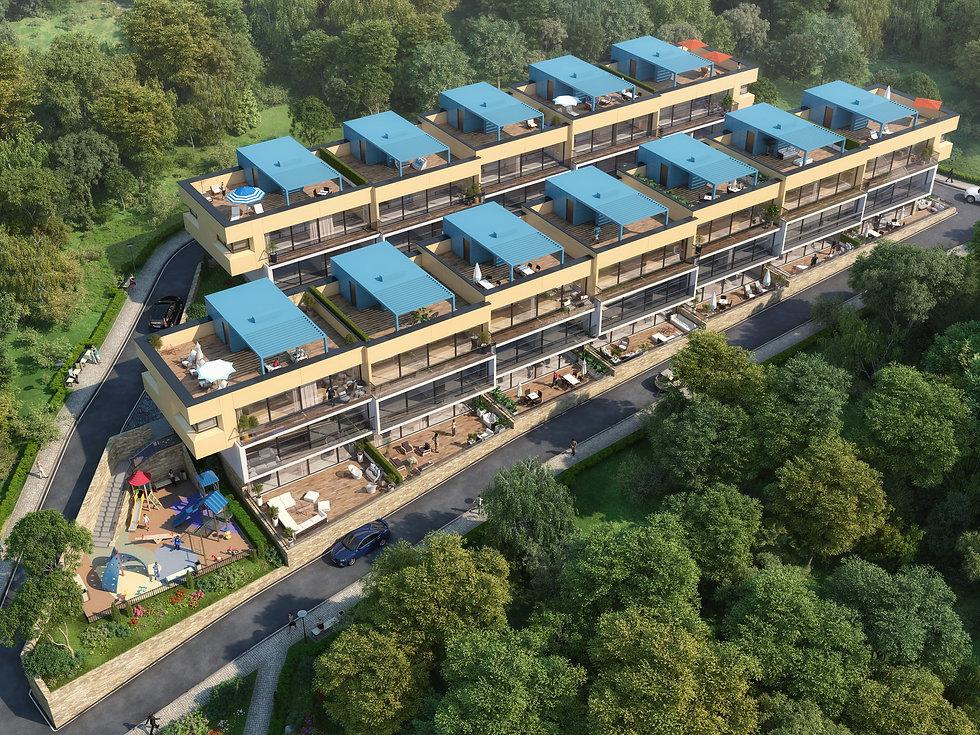Многоквартирный жилой дом в Сочи|архитектор|дизайнер|Сочи|