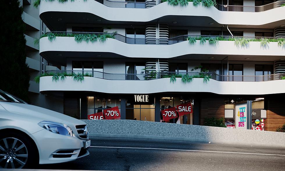 морской переулок, архитектура сочи, архитектор сочи, максим любецкий, проект многоквартирного дома, проект апарт-отеля, проект дома, сочи