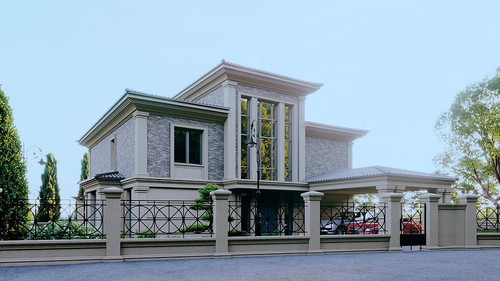 архитектор Сочи|дизайн итерьера в Сочи|Любецкий|Сочи|архитектор|дизайнер|Сочи дом из камня|Дом на склоне|красивые дома из камня|красивые дома|кирпичные дома|дом в классическом стиле