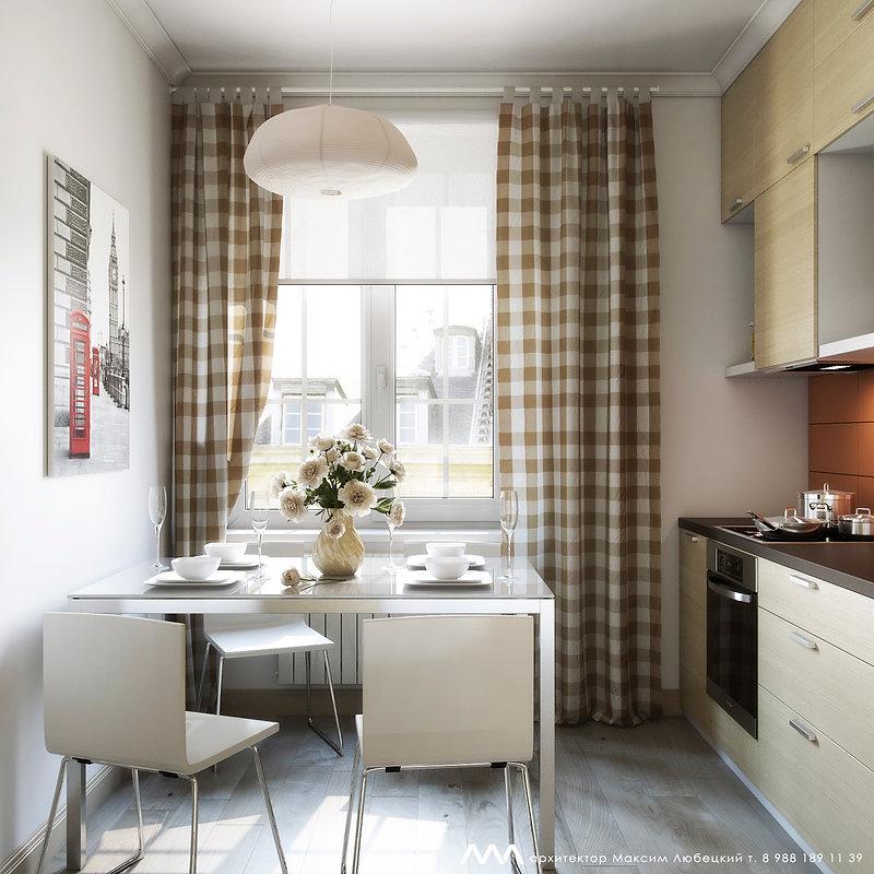 проект квартиры в Сочи