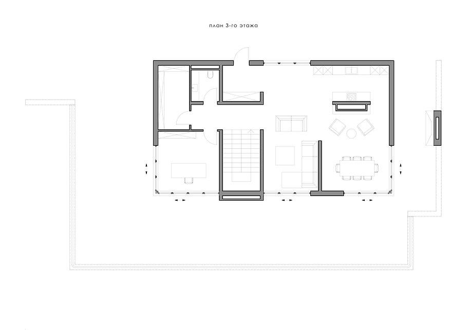Дом на склоне в Крыму  Сочи|архитектор|дизайнер|Сочи|