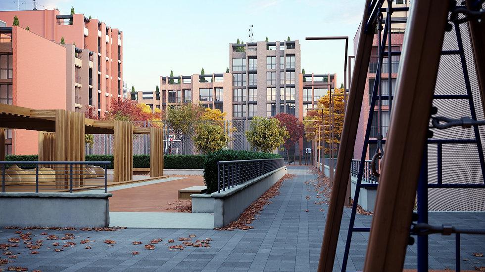 архитектор Сочи|дизайн итерьера в Сочи|жилой комплекс|Сочи|архитектор|дизайнер|Сочи дом из кирпича|красивые дома|красивые дома|каменные дома|дом в стиле шале|ЖК Бруклин Сочи