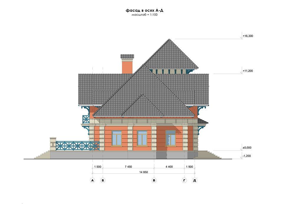 Дом в русском стиле в Сочи|архитектор|дизайнер|Сочи|