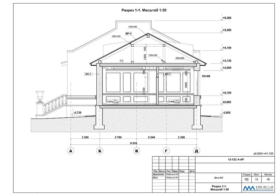 Дом в викторианском стиле в Сочи