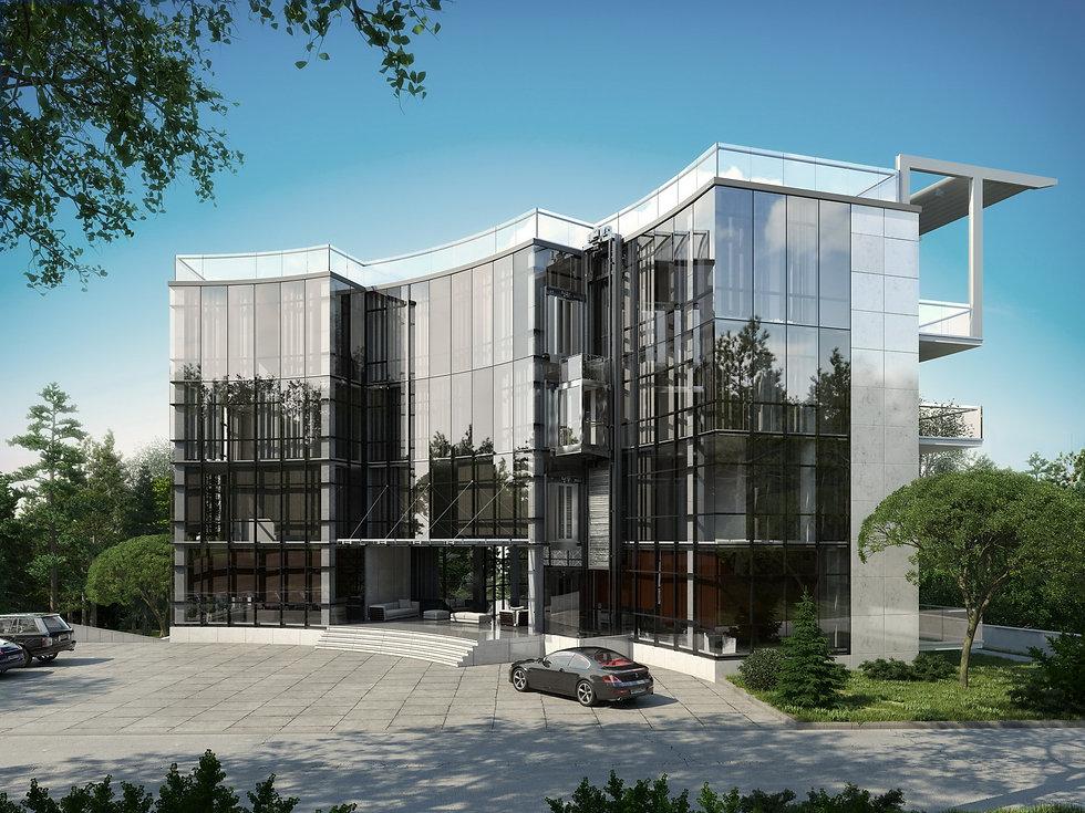 проект многоквартирного дома в Сочи|архитектор|дизайнер|Сочи|