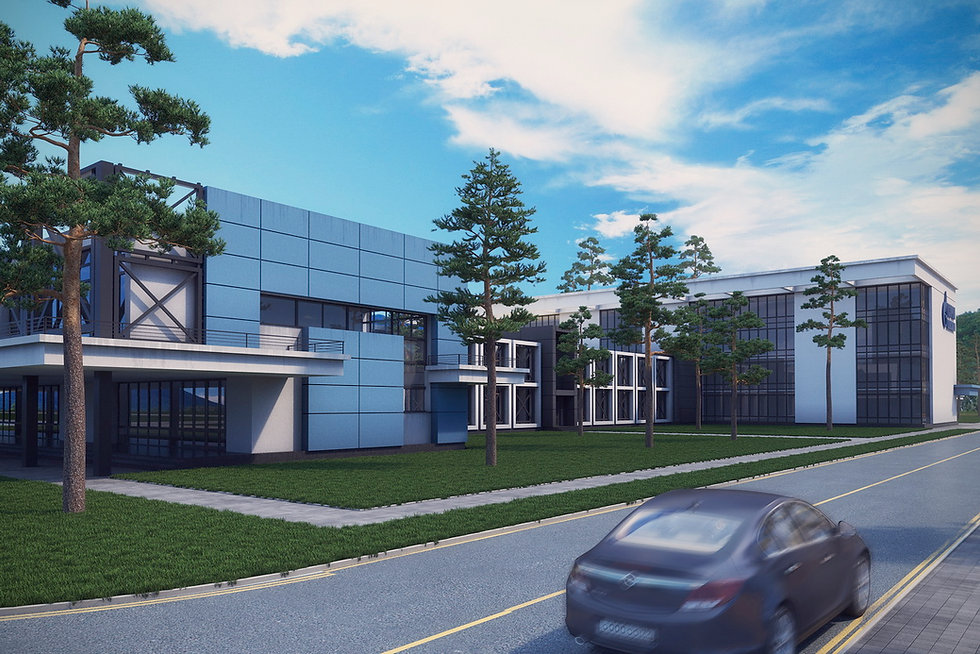 Офис Газпром архитектор дизайнер Сочи 