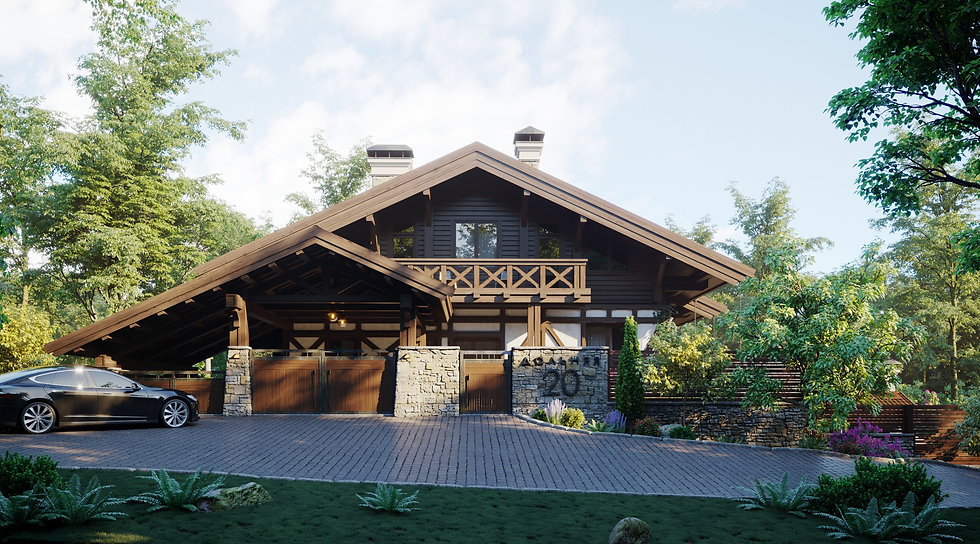 шале Сочи архитектор дизайнер Сочи дом из камня Дом на склоне красивые дома из камня красивые дома кирпичные дома дом в стиле шале