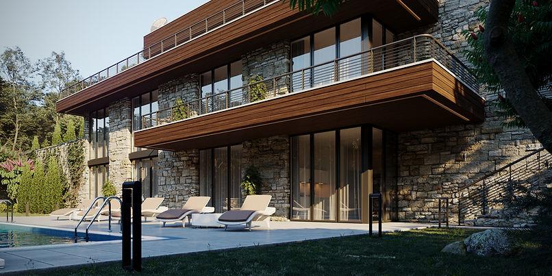 дом из камня|красивые дома|Дом на склоне в Крыму|архитектор|дизайнер|Сочи|