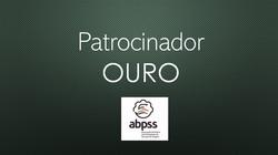 PATROCINADOR OURO