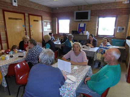 Quaking Houses - T Junction Community Cafe