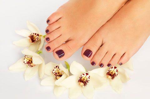 Gellak voeten