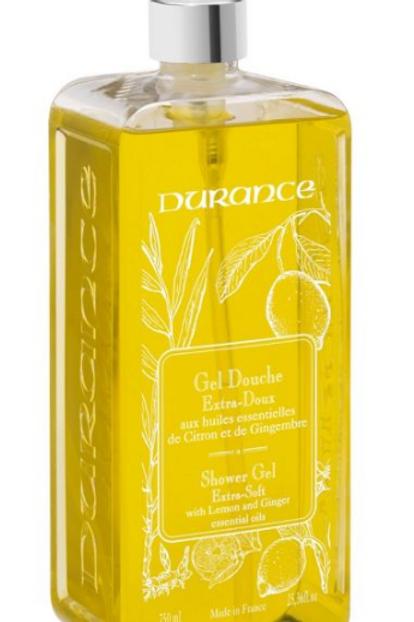 Durance -  Gel Douche - Citron Gingembre/ Citroen Gember