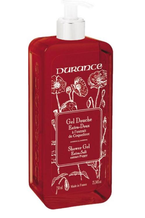 Durance -  Gel Douche - Coquelicot/Klaproos
