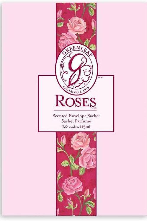 Greenleaf - Sachet senteur  / Geurzak - Roses