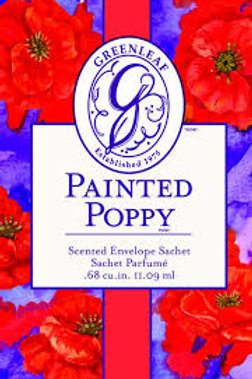 Greenleaf - Sachet senteur  / Geurzak - Painted Poppy