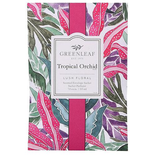 Greenleaf - Sachet senteur  / Geurzak - Tropical Orchid