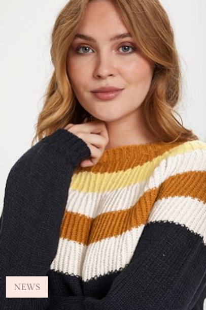 Saint tropez - knitted pullover