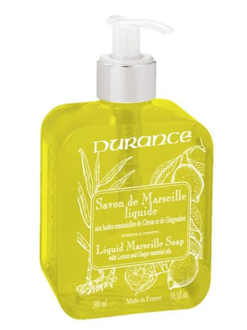Durance - Pousse Mousse - Citron Gingembre/ Citroen Gember