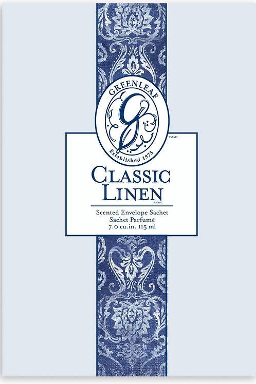 Greenleaf - Sachet senteur  / Geurzak - Classic Linen
