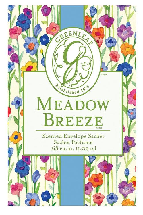 Greenleaf - Sachet senteur  / Geurzak - Meadow Breeze