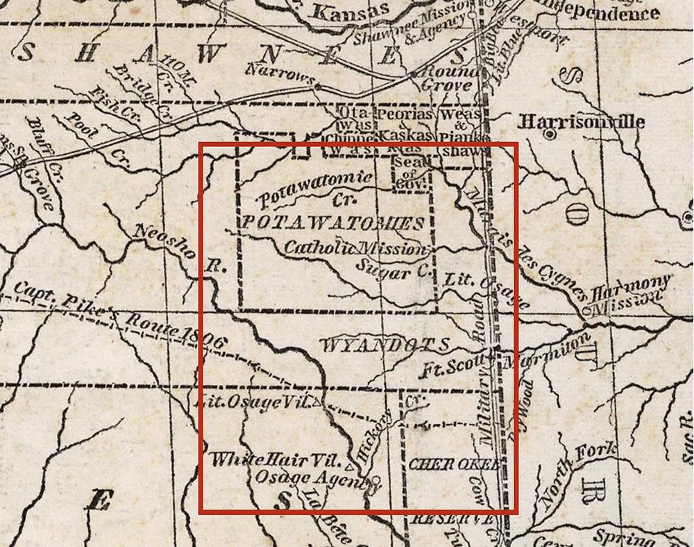 1844 map