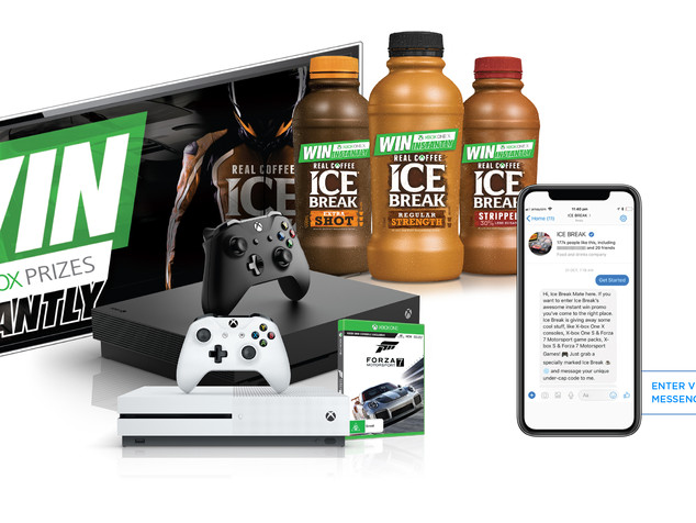 ICE BREAK XBOX PROMO
