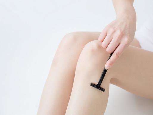 脱毛前の事前処理の注意点とタイミングについて