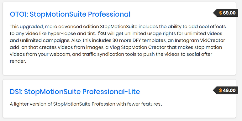 Stop Motion Suite Price OTO 2.png
