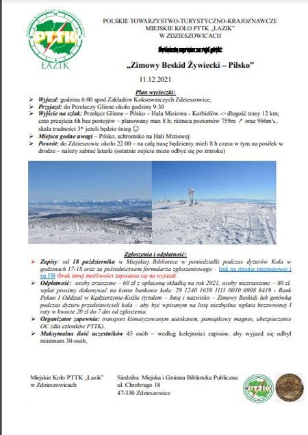 Zimowy Beskid 11 grudnia 2021.jpg