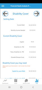 FNA Disability
