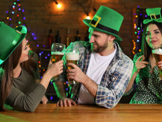 St Patrick's Day: Quarta onda do coronavírus
