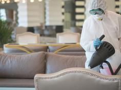 """Quarentena obrigatória em quarto de hotel: a falta de higiene é """"muito chocante"""""""