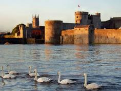 Fique por dentro das melhores atrações de Limerick, a cidade medieval da Irlanda!
