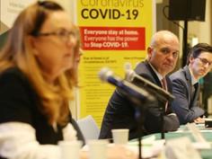 Quais são as atualizações das restrições da Covid-19 na Irlanda?