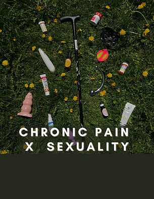 Copy of Copy of chronic pain & sexuality