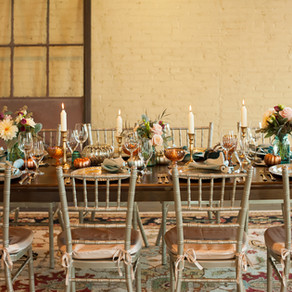 Thanksgiving Tablescapes to be Thankful For