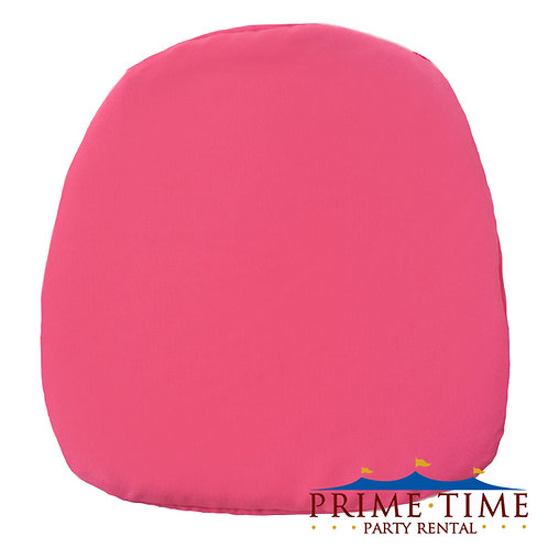 Fuchsia Chair Pad