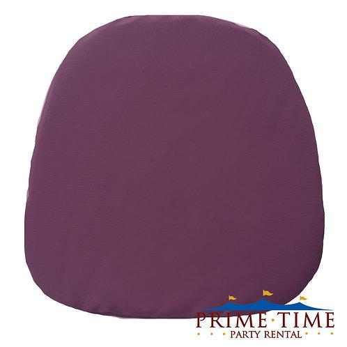 Eggplant Chair Pad
