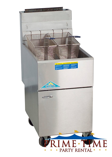 70 lb. Propane Deep Fryer