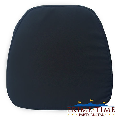 Black Chair Pad