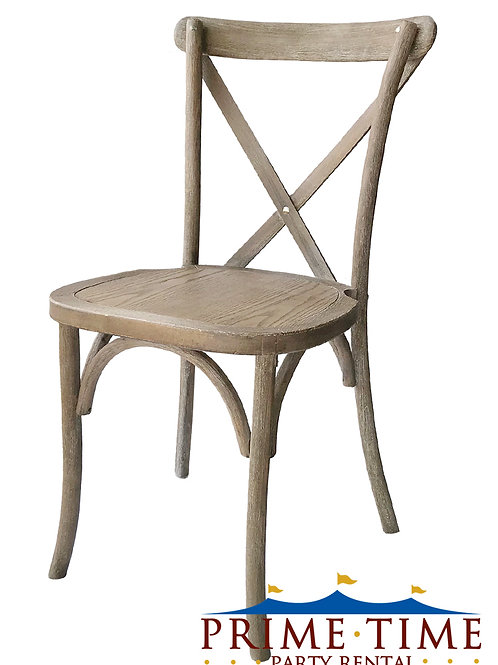 Driftwood Vineyard Chair