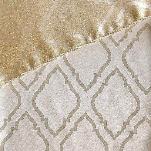Persian Gold Drape