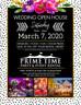 Prime Time's Wedding Open House 2020!