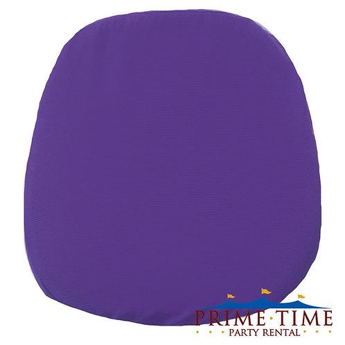 Purple Chair Pad