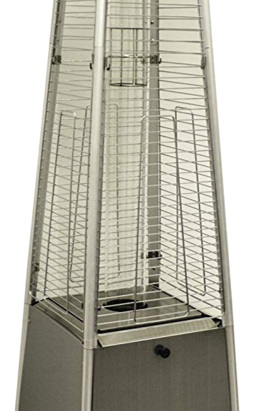 Open Flame Patio Heater