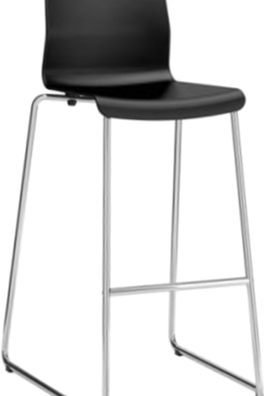 Black Cafe Bar Stool