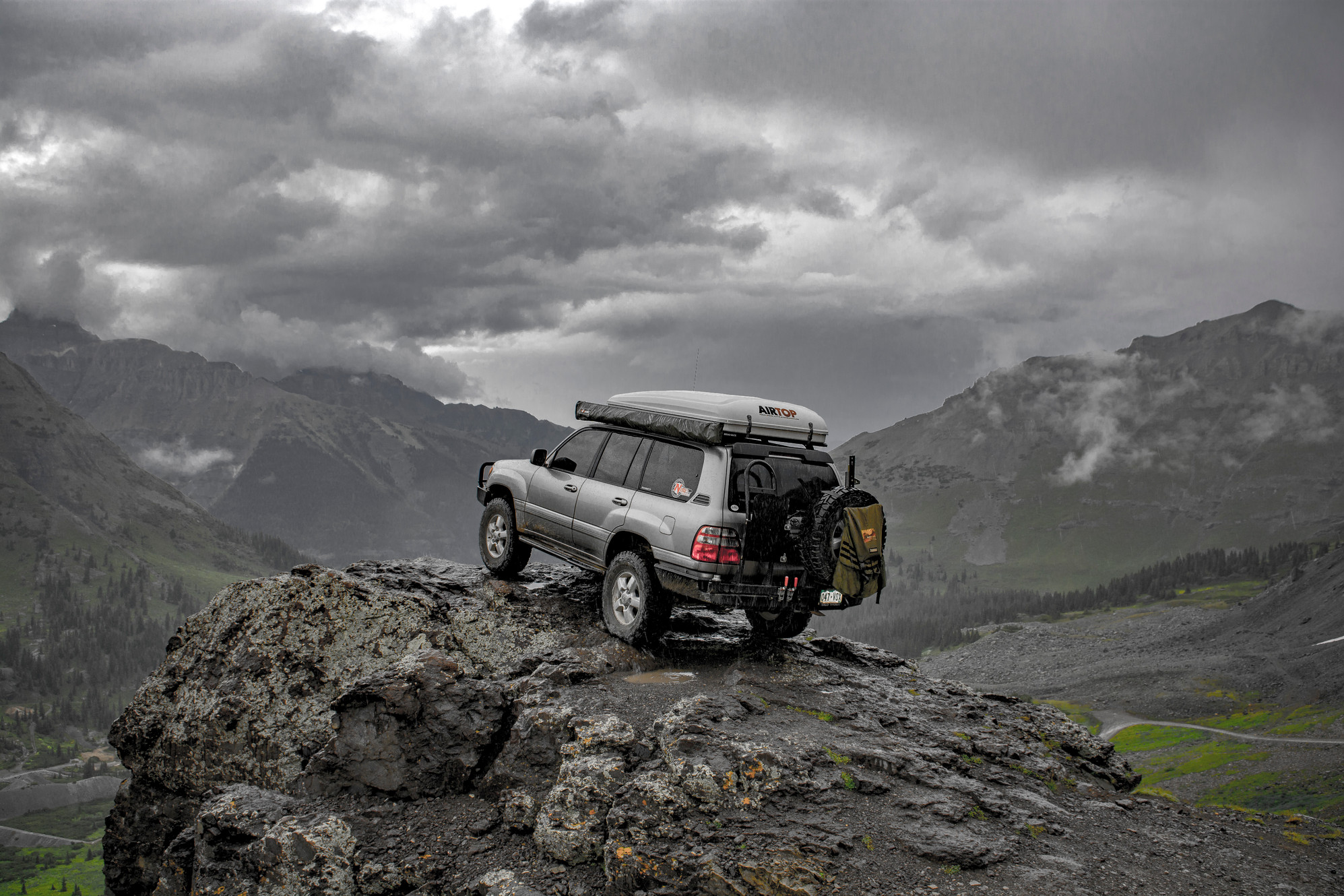 100s in the Hills | Toyota Land Cruiser Event